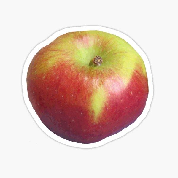Apple Sticker