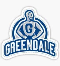 Greendale Sports Sticker