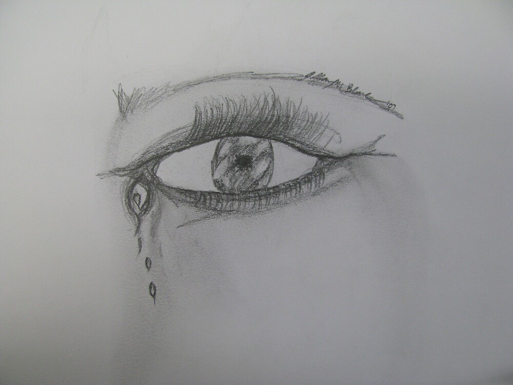 Eye of Tears by Cowgirlforever