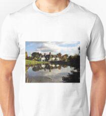 BADGER HOUSE, BADGER, SHROPSHIRE, ENGLAND T-Shirt