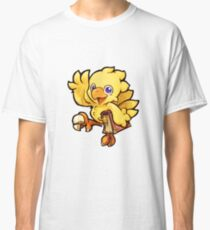 Final Fantasy Chocobo  Classic T-Shirt