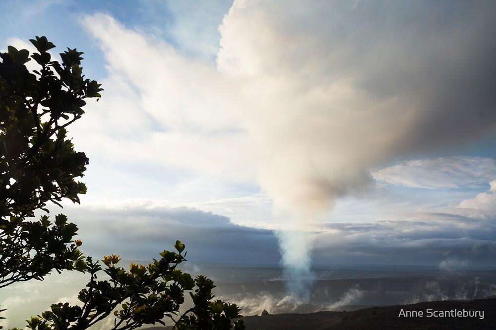 caldera by Anne Scantlebury