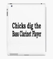 Bass Clarinet iPad Case/Skin