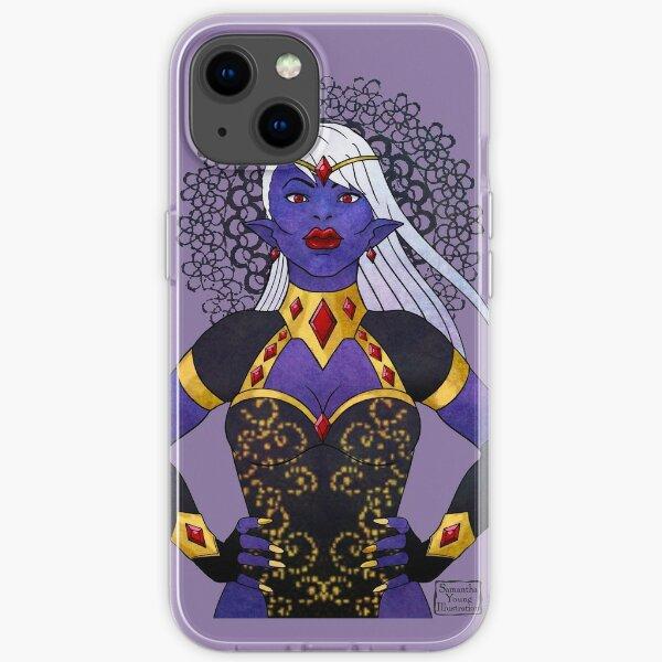 Dark Elf iPhone Soft Case