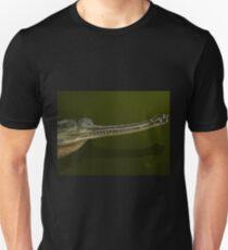 Indian Gharial Unisex T-Shirt