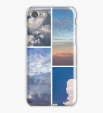 Cloudscapes Collage iPhone Case/Skin