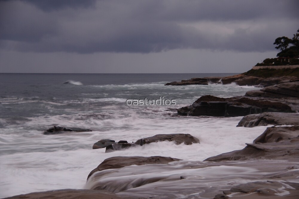stormy neptune by oastudios