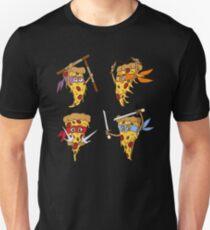 Ninja Pizzas Team Unisex T-Shirt