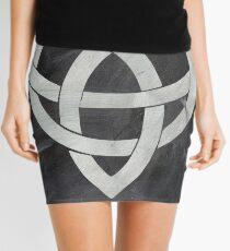 Celtic knot Mini Skirt