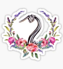 CaptainSwan wedding Sticker