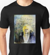 Jareth The Goblin King (I move the stars for no one) Unisex T-Shirt