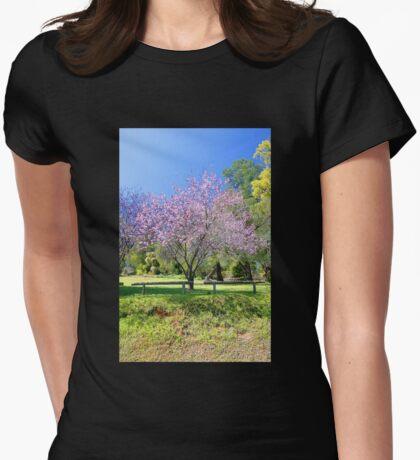 Pink Cherry Blossom Tree T-Shirt