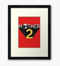 Mother 2 Promo Framed Print
