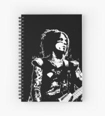 NIKKI SIXX Spiral Notebook