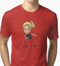 Vampire Slayer Tri-blend T-Shirt
