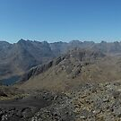 Cuillin Ridge by beavo