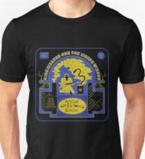 Flying Microtonal Banana Unisex T-Shirt