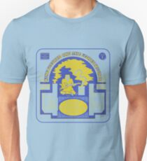 Flying Microtonal Banana T-Shirt