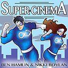 Super Cinema Logo by InfinityBreak