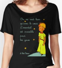 Est Invisible Por Les Yeuse Women's Relaxed Fit T-Shirt
