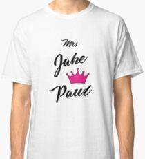 Mrs Jake Paul Classic T-Shirt