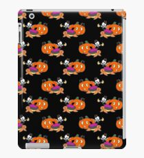 Spooky Turtle Pattern iPad Case/Skin