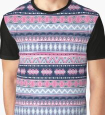 Navajo abstract seamless pattern Graphic T-Shirt