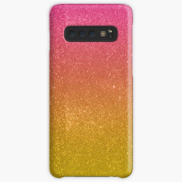 Strawberry Lemonade Glitter Samsung Galaxy Snap Case