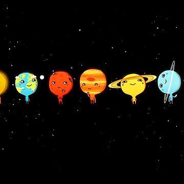 Happy System Solar :) by Solublezebra