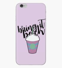 Bring it back iPhone Case