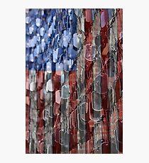 American Sacrifice Photographic Print