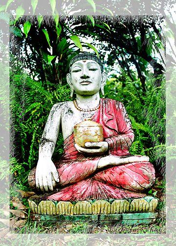 Buddha by braphoto