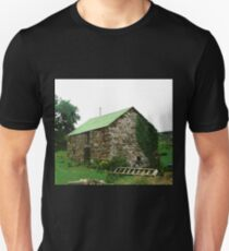 Another Irish Barn, Donegal, Ireland Unisex T-Shirt