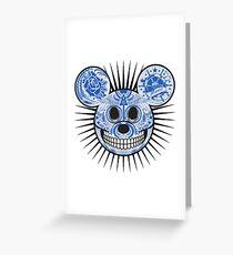 Mickey. Greeting Card