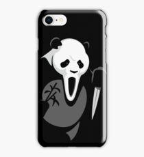 Panda Killer iPhone Case/Skin