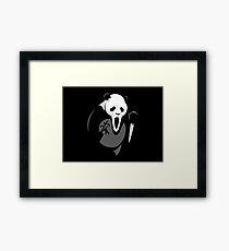 Panda Killer Framed Print
