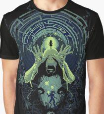 Pans Labyrinth Grafik T-Shirt