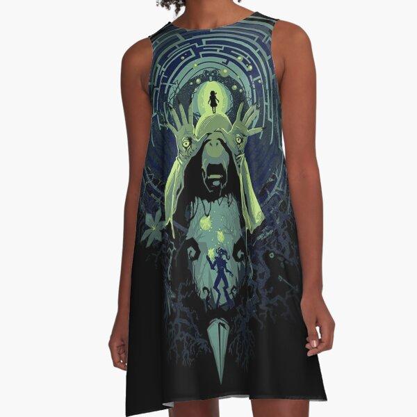 Pans Labyrinth A-Linien Kleid