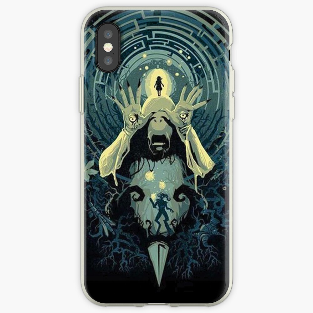 Pan's Labyrinth iPhone Case & Cover