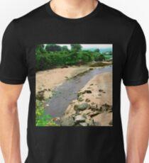 Glenalla River, Rathmullen, Donegal, Ireland Unisex T-Shirt