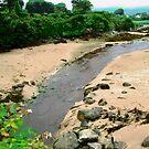 Glenalla River, Rathmullen, Donegal, Ireland by Shulie1