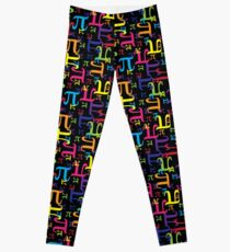 Pieces of Pi Leggings