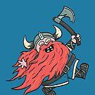 Fabulous Viking by stegopawrus