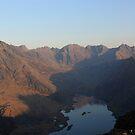 Loch Coruisk from Sgurr na Stri by beavo
