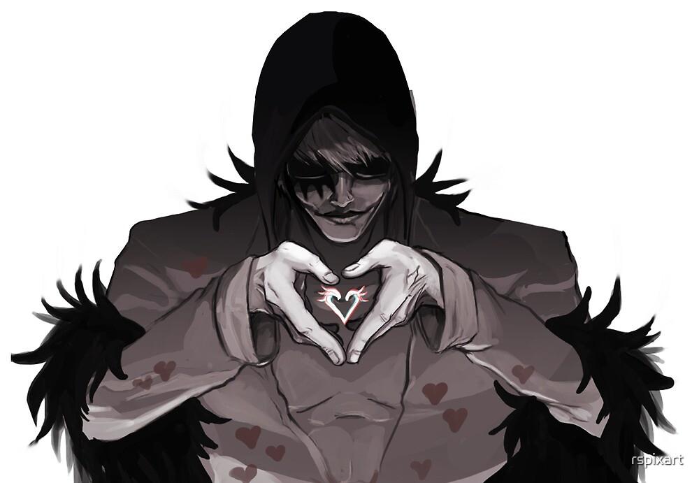 Heart (sticker) by rspixart