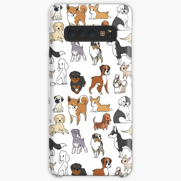 Dogs Samsung Galaxy Snap Case