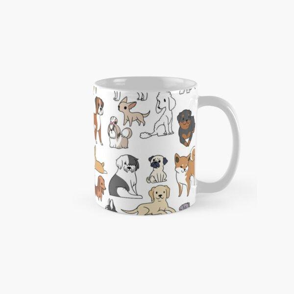 Dogs Classic Mug