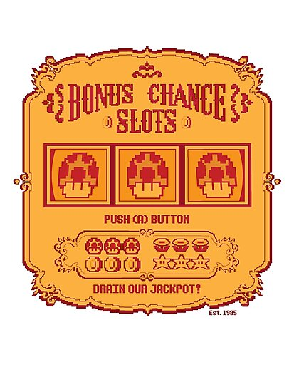 Bonus Chance Slots by slugamo