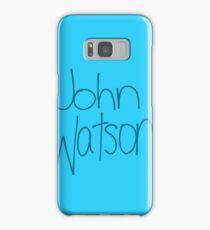 Dr. John H. Watson Samsung Galaxy Case/Skin