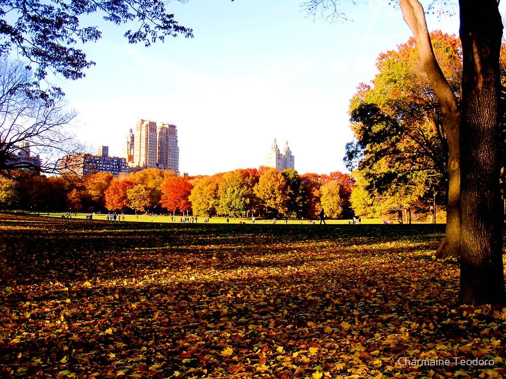 Autumn by Charmaine Teodoro